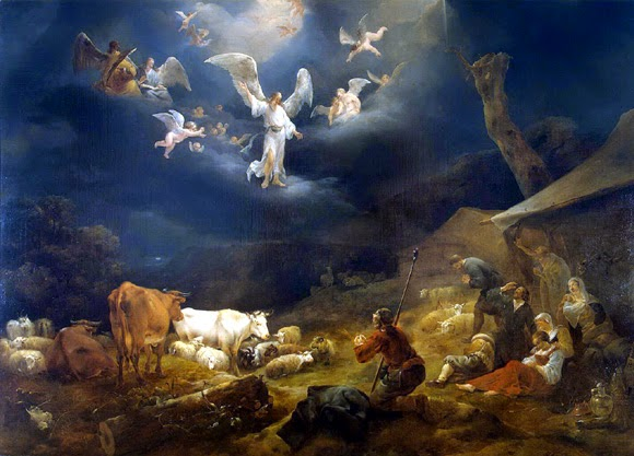 Why Angels appears to the Shepherds instead of Kings and Nobles?