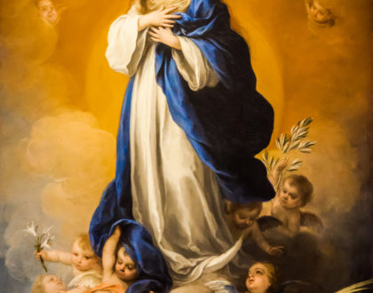 Feast of the Immaculate Conception - December 8